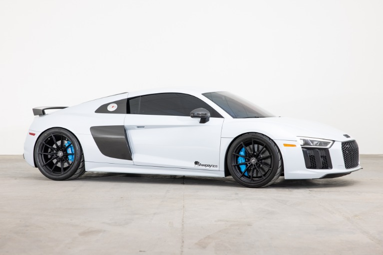 Used 2017 Audi R8 Twin Turbo V10 Plus for sale $229,990 at West Coast Exotic Cars in Murrieta CA