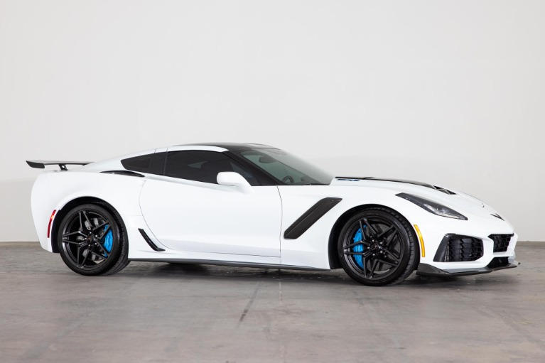 Used 2019 Chevrolet Corvette ZR1 for sale $159,990 at West Coast Exotic Cars in Murrieta CA