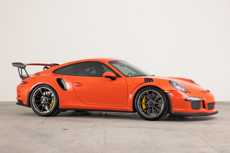 Used 2016 Porsche 911 GT3 RS for sale $184,990 at West Coast Exotic Cars in Murrieta CA