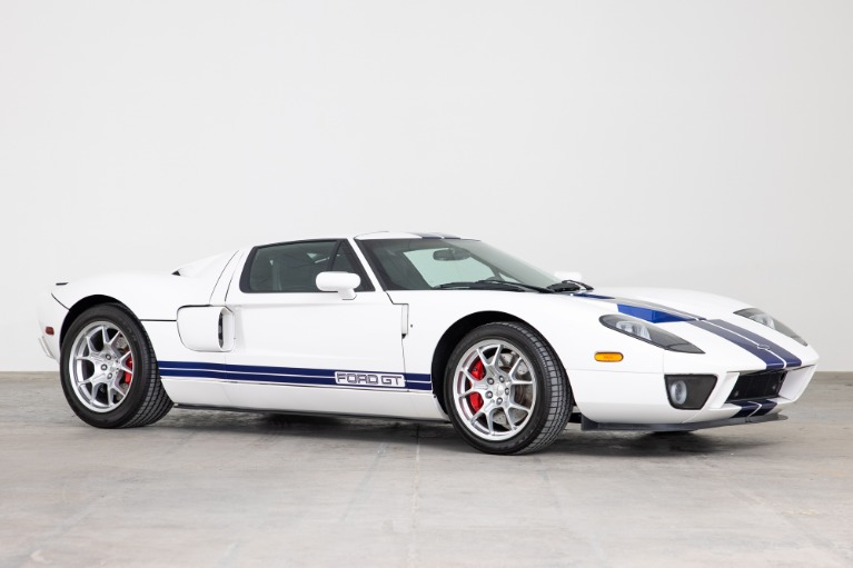 Used 2005 Ford GT for sale $349,990 at West Coast Exotic Cars in Murrieta CA