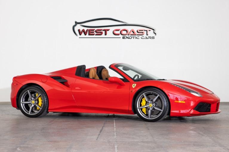 Used 2017 Ferrari 488 Spider 1 Owner for sale $299,990 at West Coast Exotic Cars in Murrieta CA