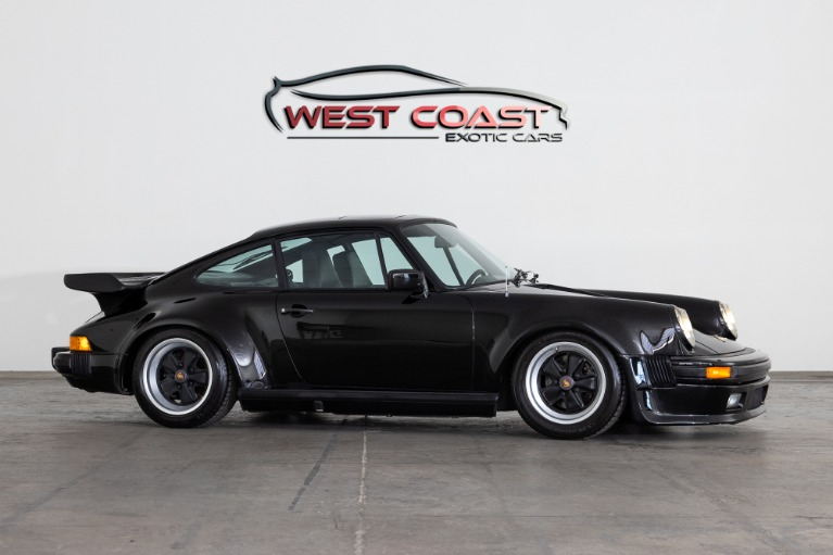 Used 1979 Porsche 911 930 Turbo for sale $149,990 at West Coast Exotic Cars in Murrieta CA