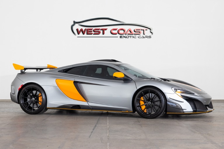 Used 2016 McLaren MSO HS High Sport 1 of 25 for sale $749,990 at West Coast Exotic Cars in Murrieta CA